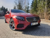 MERCEDES E COUPE 4-MATIC